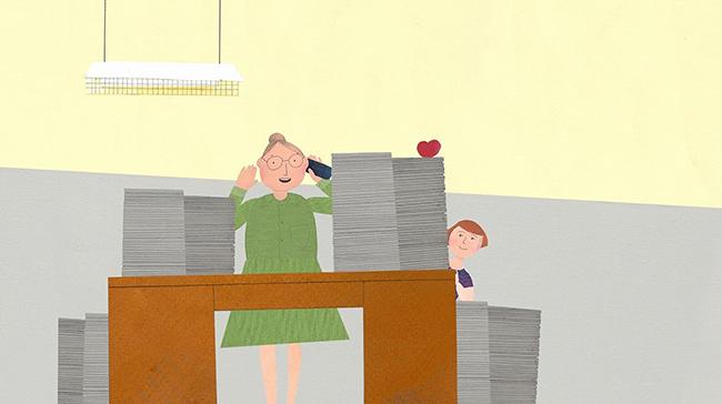 日本最大規模の子供国際映画祭「26th キネコ国際映画祭」が2018年11月22日(木)〜26日(月)に109シネマズ 二子玉川とiTSCOMSTUDIO & HALL 二子玉川ライズで開催!クロアチアの短編アニメーション映画『真っ赤なリンゴ』は横山だいすけさん注目作品のひとつ。養女となった女の子が、家族のかたちについて語る物語。