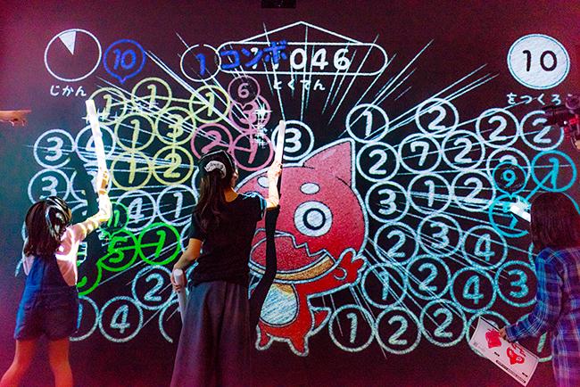 2018年11月2日(金)、プロジェクションマッピングなどのデジタル技術を活用した、子供たちが楽しめる知育アトラクション満載の体験型知育デジタルテーマパーク「Little Planet × XFLAG ダイバーシティ東京プラザ」がオープン!合計9つの知育アトラクションが登場!