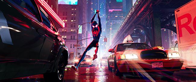 『スパイダーマン』『アメイジング・スパイダーマン』シリーズ、マーベル・シネマティック・ユニバース入りを果たした『スパイダーマン:ホームカミング』に続き、新たなるスパイダーマンの誕生となる『スパイダーマン:スパイダーバース』が2019年3月8日(金)全国公開!