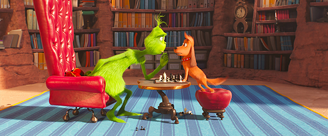 子供たちに大人気!『怪盗グルー』シリーズ、『ペット』『SING/シング』、そしてあのミニオンを生み出したイルミネーション・エンターテインメントが、絵本作家ドクター・スースの名作『グリンチ』をアニメ映画化!『グリンチ』が2018年12月 全国ロードショー!『グリンチ』の作品紹介。