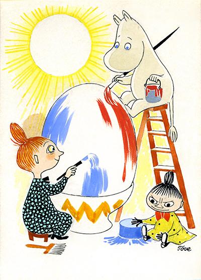 子供たちも大好きなムーミンのイベント!フィンランドにある世界で唯一のムーミンの美術館から、ムーミン小説の原画やスケッチ、ムーミンフィギュアなど500展を展示する「ムーミン展」が、2019年4月9日(火)〜6月16日(日)まで森アーツセンターギャラリーで開催!