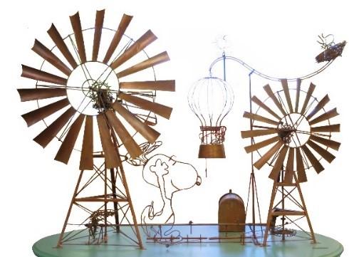 子供たちが大好きな「スヌーピー」を心あたたまるサイエンスを通して表現するスヌーピー×おもしろサイエンスアート展「SNOOPY FANTARATION(スヌーピー・ファンタレーション)」が2019年4月18日(木)〜5月12日(日)まで、横浜赤レンガ倉庫1号館で開催!