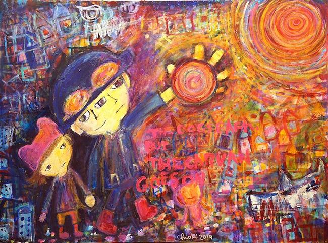 絵本を通して、こころの不調や発達障がいを抱えた子供たちやその親、家族を応援する活動を行なっているNPO法人ぷるすあるはは、2019年5月24日(金)〜6月5日(水)に東京国分寺市のカフェスローで展覧会「生きる冒険地図ー子ども×チアキ×ぷるすあるは」を開催!「生きるのがシンドイ」子供たちに!