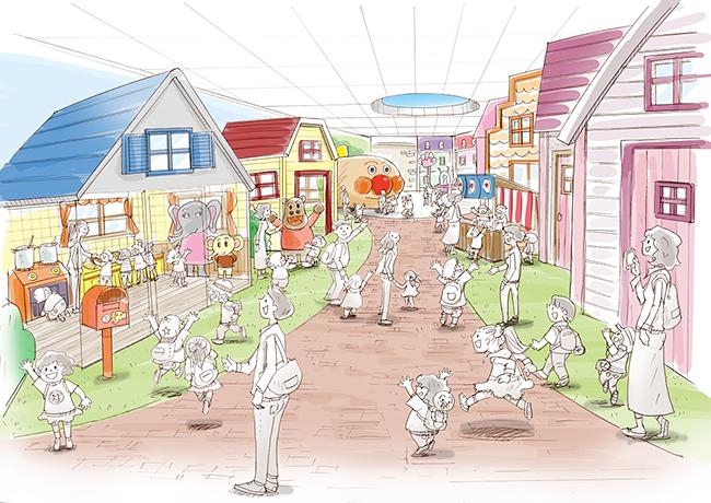 横浜アンパンマンこどもミュージアム&モールが移転し、新施設「横浜アンパンマンこどもミュージアム」が2019年7月7日(日)、みなとみらい61街区にオープン!全天候型の完全屋内施設!『いっしょにわらうと、いっぱいたのしい。』をコンセプトに、子供はもちろん、お父さん、お母さんも楽しめます。