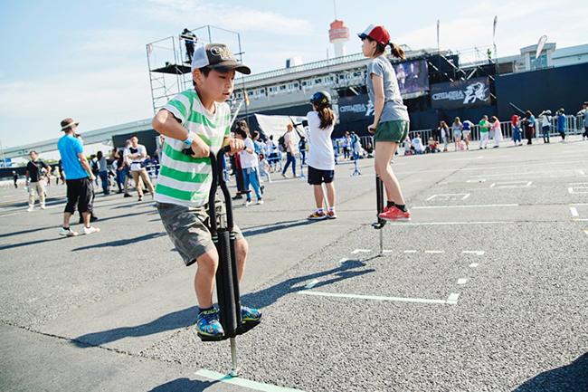 """スポーツからダンス、最先端鬼ごっこまで80種類以上のアクティビティーが楽しめる巨大遊技場「CHIMERA GAMES キッズエリア(CHIMERA GAMES vol.7)」が、2019年5月18(土)・19日(日)お台場特設会場に登場!子供たちをヘトヘトになるまで """"遊び切らせる"""" 2日間限定の巨大遊技場です。"""