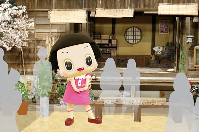 松屋銀座では2019年6月28日(金)〜7月8日(月)まで、NHK番組「チコちゃんに叱られる!」のイベント「『チコちゃんに叱られる!』銀座祭り」を開催!