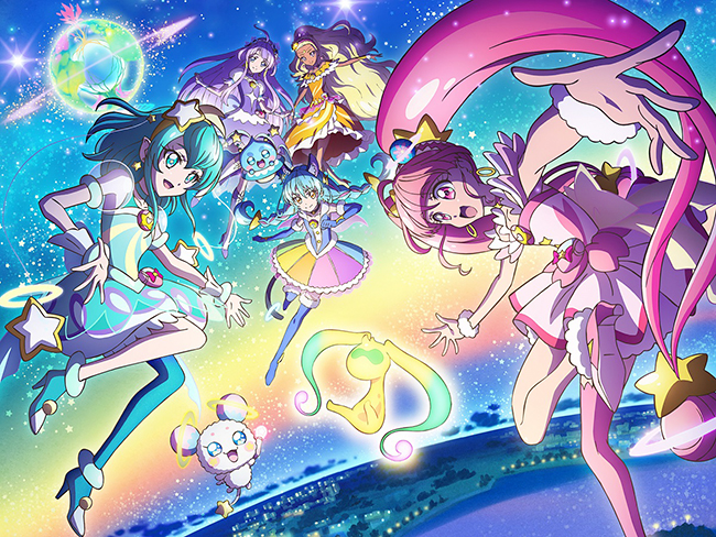 2019年2月よりはじまった現在放送中の子供たちに大人気の「スター☆トゥインクルプリキュア(スタプリ)」の初単体映画、劇場版が決定!『映画スター☆トゥインクルプリキュア 星のうたに想いをこめて』が、2019年10月19日(土)より全国公開!予告編動画やキュアスターとキュアミルキーと踊る、ダンスレクチャームービーも公開!主題歌&ゲスト声優に知念里奈さん!