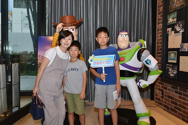 ディズニー/ピクサー最新作『トイ・ストーリー4』が2019年7月12日(金)全国公開!公開を翌週に控えた7月6日(土)、『トイ・ストーリー4』のキッズイベント親子試写会を開催!おもしろかった! 感動した! 子どもたちも大満足!フォーキーも大人気! 映画『トイ・ストーリー4』を観たたくさんの子供たち、親子から『トイ・ストーリー4』の感想をいただきました!