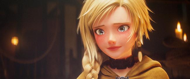 """国民的RPG「ドラゴンクエスト」シリーズの中で、""""親子三代にわたって魔王を倒す"""" """"結婚相手を選ぶ"""" など、大河ドラマのような人生を体感できる作品として愛されている「ドラゴンクエストV 天空の花嫁」を原案にした「ドラゴンクエスト」シリーズ初の3DCGアニメーション映画『ドラゴンクエスト ユア・ストーリー』が2019年8月2日(金)全国公開!主人公のリュカ役に佐藤健さん、リュカの幼馴染ビアンカ役に有村架純さん。"""