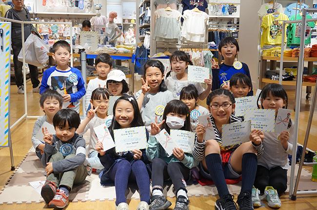 Gap(ギャップ)は2015年からスタートしたキッズ向けの職業体験イベント「GapKids First Career Day Event(ギャップキッズ・ファーストキャリアデーイベント)」を2019年8月24日(土)・25日(日)に開催!5歳〜10歳の子供たちの参加者募集!