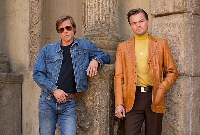 クエンティン・タランティーノ9作目、レオナルド・ディカプリオとブラッド・ピットが初共演した話題作『ワンス・アポン・ア・タイム・イン・ハリウッド』が2019年8月30日(金)日本公開!1969年のシャロン・テート殺人事件を軸に、ハリウッド黄金時代の光と闇に迫る。