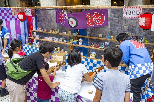 子供たち大喜びの縁日や屋台、ワークショップ、お神輿や盆踊りなどで賑わう「アークヒルズ秋祭り2019」が2019年9月13日(金)〜15日(日)東京・港区のアークヒルズで開催! 今回は浴衣のレンタル&着付け体験を初実施、浴衣でお祭りを楽める!