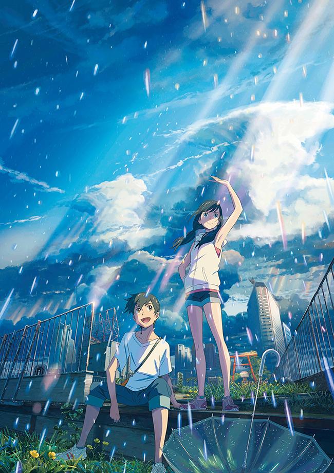 世界がもっとも注目するアニメーション監督・新海誠の最新作「天気の子」。映画「君の名は。」から約3年を経て2019年7月19日(金)から全国公開中!松屋銀座では同作の貴重な資料を初公開する「天気の子」展を2019年9月25日(水)~10月7日(月)まで開催。
