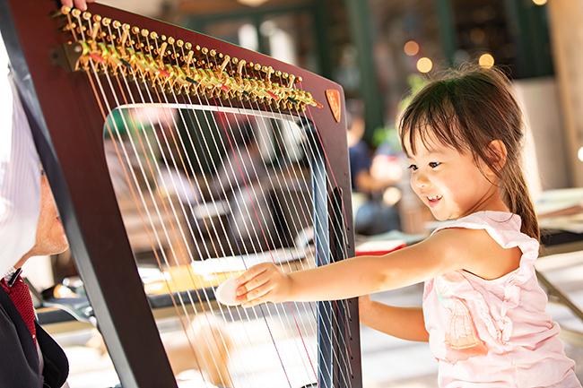 親子で楽しめる音楽ワークショップや無料の平日コンサートなど約80プログラムが勢ぞろいする、毎年恒例の秋の音楽イベント「ARK Hills Music Week」が、2019年10月4日(金)~13日(日)東京・赤坂のアークヒルズとその周辺エリアで開催!