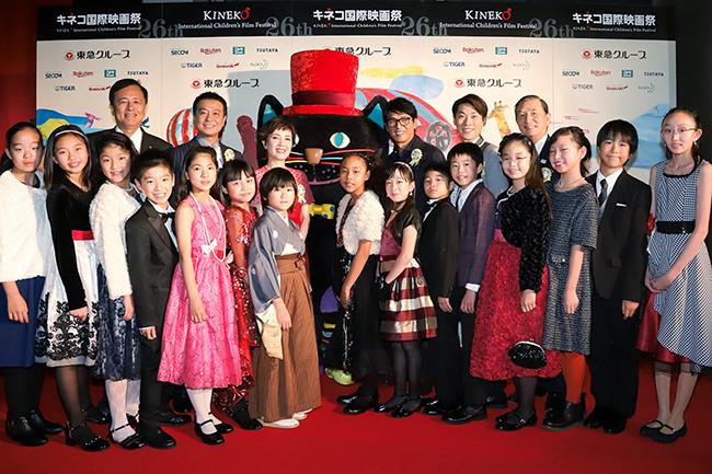 27th キネコ国際映画祭が開催! 子ども審査員募集!