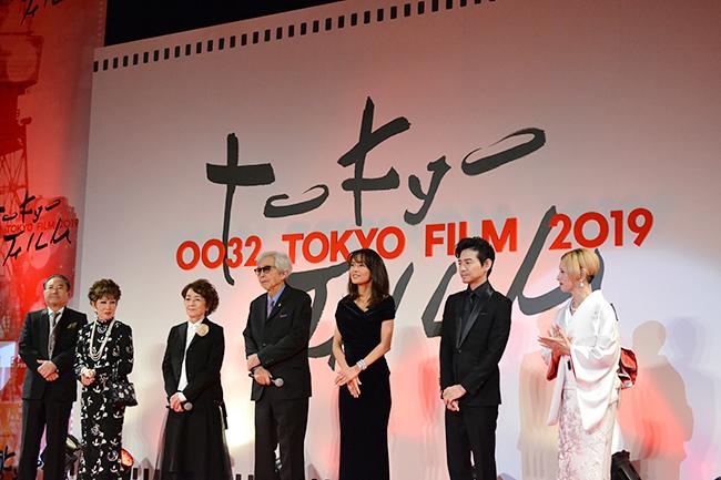 アジア最大級の国際映画祭「第32回東京国際映画祭」が2019年10月28日(月)六本木ヒルズアリーナで開幕!レッドカーペットとオープニングセレモニーが開催され、2019年のフェスティバル・ミューズの広瀬アリスさん、『男はつらいよ お帰り寅さん』の山田洋次監督と倍賞千恵子さん、吉岡秀隆さん、後藤久美子さん、チャン・ツィイーさん、MIYAVIさんが登場!