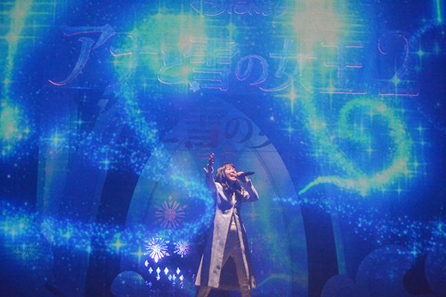 子供から大人まで世代を超えて待ち望んでいるディズニー映画『アナと雪の女王』待望の最新作『アナと雪の女王2』が2019年11月22日(金)に日米同時公開!2019年10月24日(木)、日本版エンドソングアーティスト 中元みずきさんのお披露目イベントが開催、「イントゥ・ジ・アンノウン」を生歌唱!