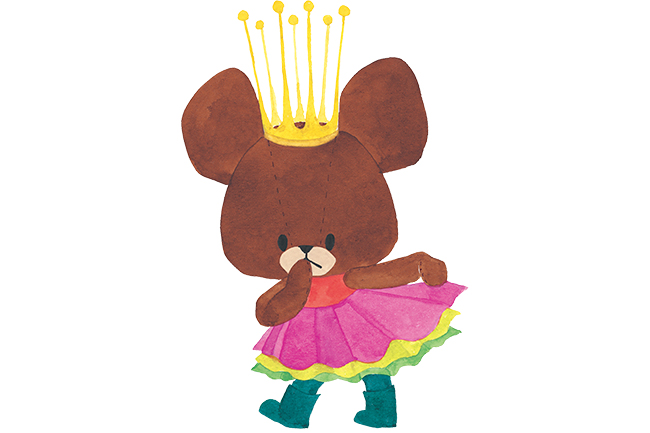 11ひきのおにいちゃんくまのこたちと、おてんばでおチビの女の子ジャッキーが登場する人気絵本シリーズ「くまのがっこう」。松屋銀座ではクリスマスシーズンに物販イベント「ジャッキーのカラフルパーティー」を開催! パーティーを楽しむジャッキーを描いたフォトスポットが登場するほか、グッズや先行販売グッズなどを販売!