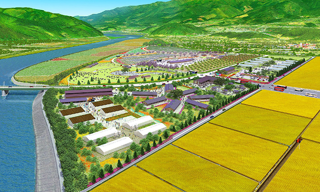 ワタミ株式会社は2021年3月、日本初のオーガニックテーマパーク「ワタミオーガニックランド」を開設! 有機・循環型社会をテーマにしたオーガニックテーマパークで、東日本大震災で大きな影響を受けた陸前高田市の地方創生にも貢献する。