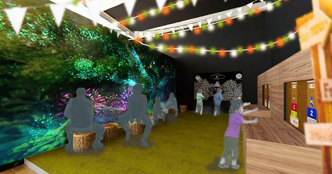 2019年11月29日(金)〜2020年1月13日(月・祝)まで赤坂サカスで「TBS Twinkle Sacas 赤坂冬祭」が開催! その中に遊びが学びに変わる子供の次世代型テーマパーク「あそびのもり powered by Little Planet(リトルプラネット)」が登場!