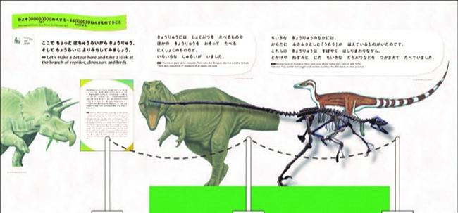 """国立科学博物館では、2019年12月17日(火)〜2020年3月1日(日)まで企画展「絵本でめぐる生命の旅」を開催。""""生命の進化"""" をテーマとする絵本から選んだ場面をつないで、魚類から私たちヒトへとつづく進化の歴史を化石や剥製などの標本とともに、子供たちにもわかりやすく紹介!"""