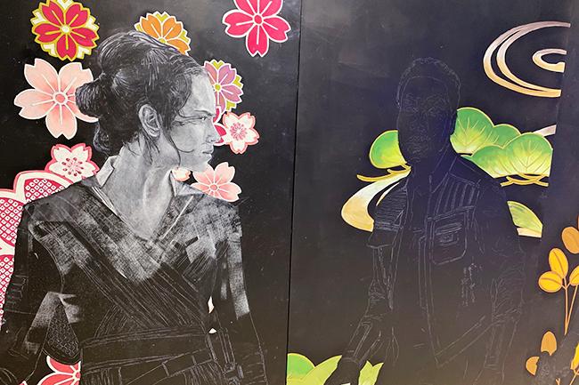 42年にわたる史上空前のエンターテイメント「スター・ウォーズ」の完結編『スター・ウォーズ/スカイウォーカーの夜明け』が2019年12月20日(金)に全国公開! それを記念して、多くの著名人が参加したアートプロジェクト「最後のスター・ウォーズ展」が、2019年12月29日(日)まで汐留・日本テレビ 2階の日テレホールで開催!C3-PO、R2-D2、BB-8と写真が撮れるAR撮影では、ライトセーバーやローブも用意。なりきっての撮影が楽しめます!