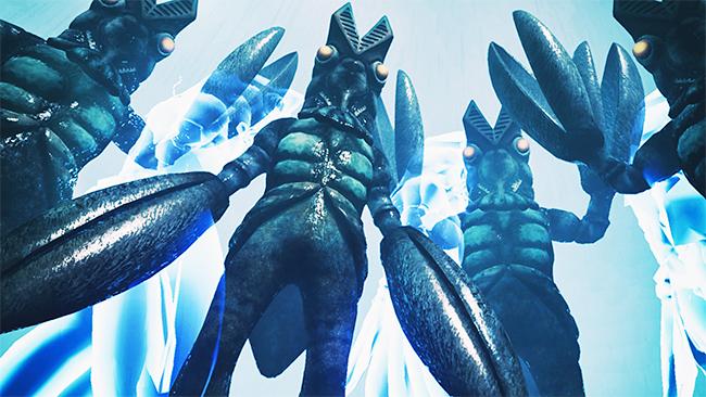 """2020年1月26日(日)まで東京ドームシティ Gallery AaMo(ギャラリー アーモ)で開催していた """"かいじゅう"""" たちの世界を体感できる空想科学「かいじゅうのすみか」の世界を、さらにリアルに体感できる、フルCGのVRコンテンツ「かいじゅうのすみか VRアドベンチャー」が、2020年3月31日(火)ダイバーシティ東京 プラザ VRテーマパーク「ティフォニウム お台場」にオープン!"""