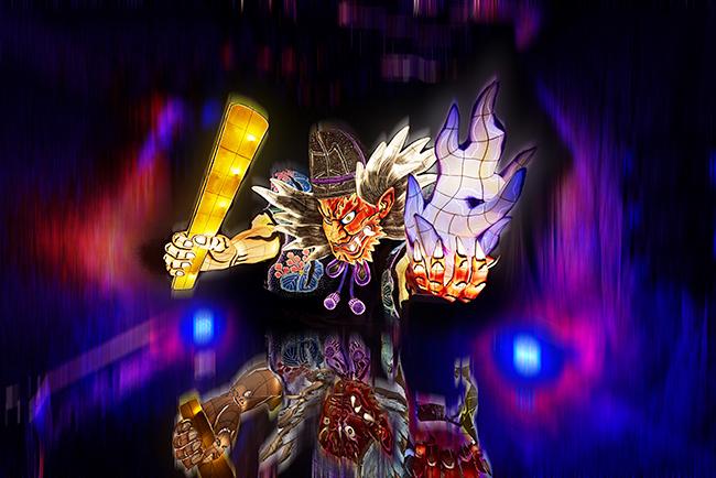 神田明神文化交流館「EDOCCO STUDIO」では、2020年2月9日(日)まで「江戸東京あかり展 produced by 日本あかり博」を開催!アート展示にアトラクション要素を組み合わせた体験型のアート展!