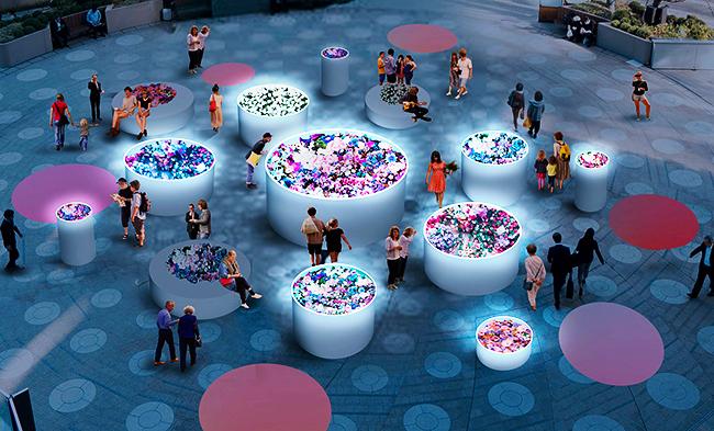 東京ミッドタウン日比谷は2020年3月27日(金)より春のイベント「HIBIYA BLOSSOM 2020」(日比谷ブロッサム 2020)を開催!華やかなフラワーアートやお花のマルシェ、館内アトリウムではオペラ、クラシック、ゴスペルなどのライブを開催!