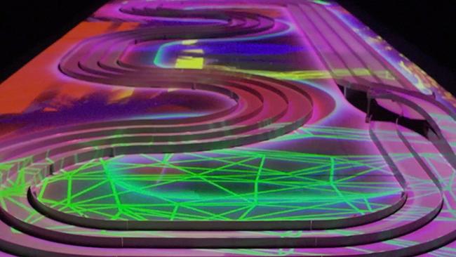 ソニー株式会社は、ソニーならではのテクノロジーを使った新感覚レースアクティビティ「High Speed Colors -ソニーとつくる、新感覚サーキット-」を、2020年2月13日(木)より渋谷モディ1階のソニー情報発信拠点ソニースクエア渋谷プロジェクトで開催!