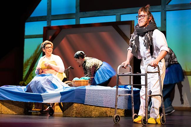 日本財団主催「True Colors Festival – 超ダイバーシティ芸術祭」の第4弾演目「ホンク!〜みにくいアヒルの子〜」が2020年2⽉15⽇(⼟)・16⽇(⽇)、劇団ファマリーにより東京建物 Brillia HALLで上演。アフタートークには乙武洋匡さん、RYUCHELLさんが登場!
