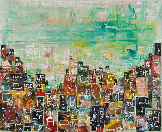 「木梨憲武展 Timing ー瞬間の光りー」が2020年5月29日(金)〜6月21日(日)、東京・上野の森美術館で開催!絵画、ドローイング、映像、オブジェなど150点以上を展示。「木梨憲武」らしい、明るく自由な発想と表現方法で観る人を幸せにする展覧会です。
