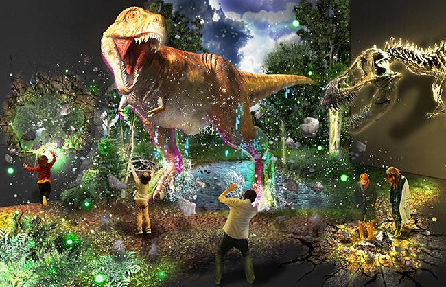 白亜紀の恐竜時代を体感できる「マンダイプレゼンツ ティラノサウルス展 ~T.rex 驚異の肉食恐竜~」が、2020年7月18日(土)〜9月6日(日)まで大阪南港ATCホールで開催!ティラノサウルスと戦いを繰り広げていたトリケラトプスのロボットなども展示!