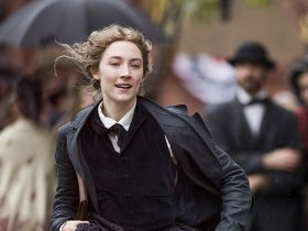 Saoirse Ronan in Greta Gerwigユs LITTLE WOMEN
