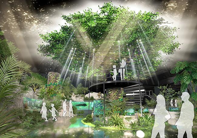 2020年4月21日(火)、沖縄県豊見城市豊崎の美らSUNビーチに隣接するショッピングセンターに「DMMかりゆし水族館」が開業!世界初となる「最新映像技術を駆使した新しいエンタテイメント水族館」で、リアルとバーチャルが融合し最新映像技術を駆使した海洋体験ができる!