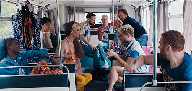 """悩めるすべての人たちを元気にする、とびきり""""愉快で愛しい仲間たち""""がついに日本上陸! 映画『シャイニー・シュリンプス!愉快で愛しい仲間たち』が、2020年7月10日(金)公開!ゲイのアマチュア水球チームの実話からインスパイアされた笑いと涙の物語!"""