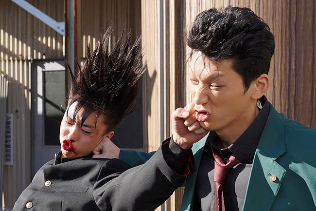 2018年に日本テレビ系列で放送された超大ヒットドラマ『今日から俺は!!』が映画化!『今日から俺は!!劇場版』が 2020年7月17日(金)全国公開!賀来賢人、伊藤健太郎はもちろんドラマを盛り上げた俳優陣が集結!この夏、俺史上最大のピンチが到来!