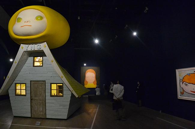 草間彌生、村上隆、奈良美智ら現代美術のスターたちが集結した「STARS展:現代美術のスターたち—日本から世界へ」が2020年7月31日(金)から森美術館で開催!「STARS展:現代美術のスターたち—日本から世界へ」へ行ってきました!