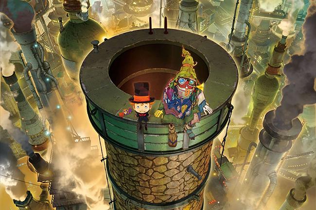 幅広い世代に愛され続けている絵本「えんとつ町のプペル」のアニメーション映画が2020年12月に全国公開!えんとつ掃除屋の少年ルビッチと、ゴミから生まれたゴミ人間プペルが巻き起こす信じる勇気の物語。原作者のお笑いコンビ・キングコング西野亮廣氏自ら製作総指揮・脚本を手がける。