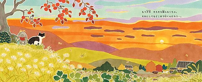 風合いのある綿麻の布に手描き染めした作品を制作している手描き染め作家・イラストレーター・絵本作家の山口哲司さんの絵本原画展「ねこになりたい」が2020年9月28日(月)〜10月3日(土)、東京・渋谷のPinpointo Gallery(ピンポイントギャラリー)で開催!