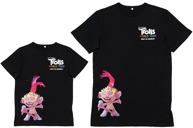 『ボス・ベイビー』のドリームワークス・アニメーションの新キャラクター「トロールズ」がスクリーンデビュー!『トロールズ ミュージック★パワー』が2020年10月2日(金)全国公開!それを記念して『トロールズ ミュージック★パワー』の親子ペアTシャツをプレゼント!