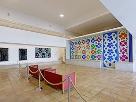 hall musee matisse