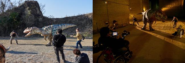 プラネタリウム型ドームシアター映像コンテンツ「LOST ISLAND DINO-A-LIVE(ロストアイランド ディノアライブ)」の上映実証実験が、2021年2⽉21⽇(⽇)にコニカミノルタプラネタリアTOKYOで実施、抽選で100名様を無料ご招待!