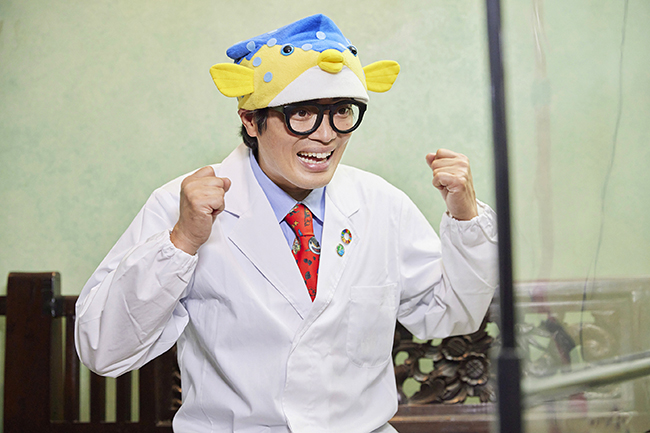 NHKの人気自然番組『ダーウィンが来た!』の映画化最新作「驚き!海の生きもの超伝説 劇場版 ダーウィンが来た!」が、2021年6月11日(金)よりユナイテッド・シネマほか全国ロードショー! 出演・ナレーターを務めるさかなクンに、映画の見どころ、幼少期の自然体験が、子どもたちにどのような良い影響を与えるかなどについてお伺いしました!