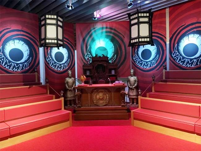 2021年8月13日(金)公開予定の映画「妖怪大戦争 ガーディアンズ」に登場するシーンのセットなどを展示する妖怪をテーマにした展覧会「妖怪大戦争展2021 ヤミットに集結せよ!」が2021年9月20日(月・祝)までところざわサクラタウン内の角川武蔵野ミュージアムで開催!