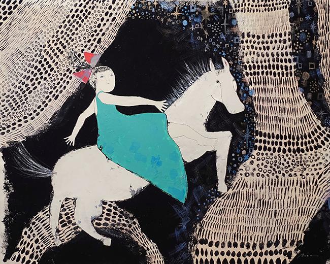 版画家・蟹江杏さんの展覧会「蟹江杏 新作展」が、2021年6月24日(木)~30日(水)まで、GINZA SIX 5階のArtglorieux GALLERY OF TOKYO(アールグロリュー ギャラリー オブ トーキョー)で開催!