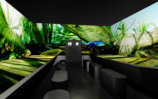 図鑑の中でしか見ることのできなかった生き物たちに出会うことができる新感覚の体験型施設『ずかんミュージアム(ZUKAN MUSEUM GINZA)powered by 小学館の図鑑NEO』が、2021年7月16日(金)に東急プラザ銀座6Fに開業!