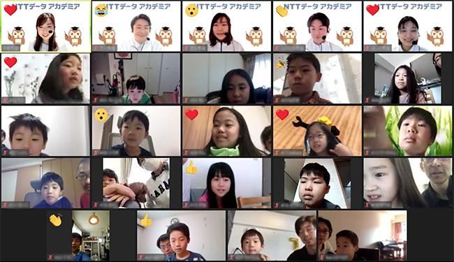NTTデータではこれからの社会を担う小学生にITを体験してもらう「NTTデータ アカデミア・2021年デジタルの日記念 -オンラインプログラミング体験-」を2021年10月9日(土)・10日(日)にオンラインで開催。参加者募集中!Viscuit(ビスケット)を使ってプログラミング作品を制作!
